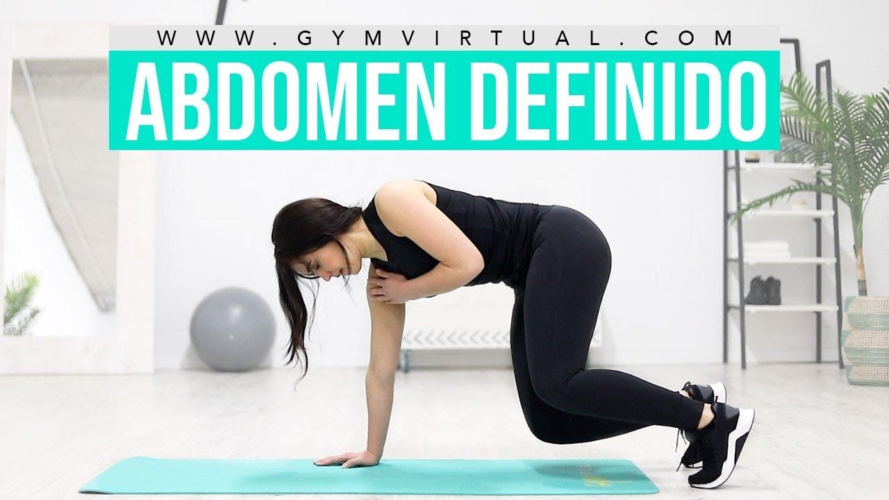 ejercicios abdominales abdomen bajo