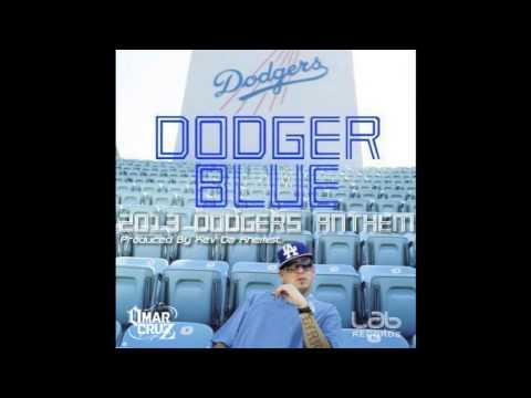 Omar Cruz - Dodger Blue (2013 Dodgers Anthem)