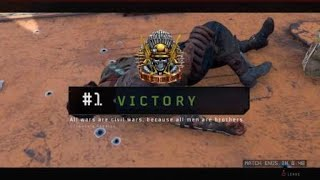 Helicopters, rockets, & a VAPR?! BO4 Blackout Solo