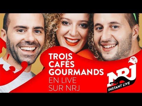 Trois Cafés Gourmands «A Nos Souvenirs» - NRJ Instant Live