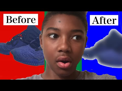 How to clean your shoes   Fastest and Best way