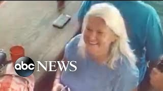 Video footage shows accused killer befriending alleged victim: Authorities