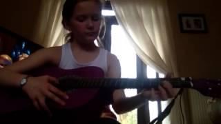Guitar solo jingle bells