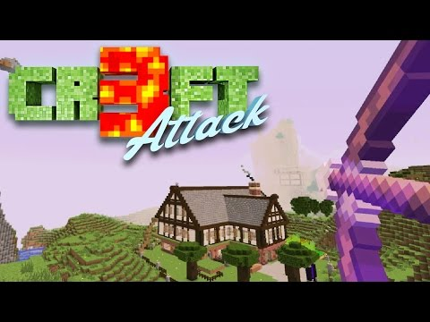 """Minecraft 1.9 Aufzug + Sparks Challenge! - """"CRAFT ATTACK 3"""" Folge 15"""