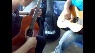 "Those Were The Days ""Offline Hội Yêu Guitar Acoustic"""