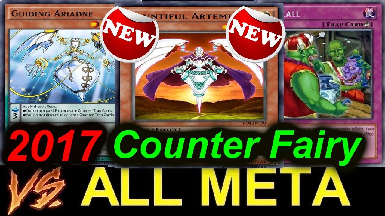 2017 Counter Fairy VS ALL META DECKS - New Counter Trap