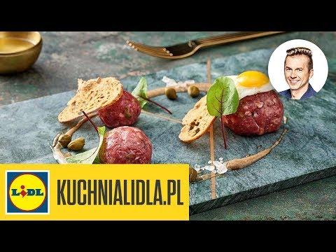 TATAR na dwa sposoby 🍗 | Karol Okrasa & Kuchnia Lidla