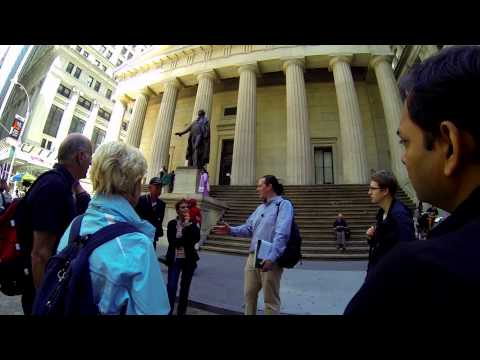 The Wall Street Insider Tour: New York City's Financial District