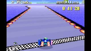 F-ZERO - Music from F-Zero: Big blue 2 - User video