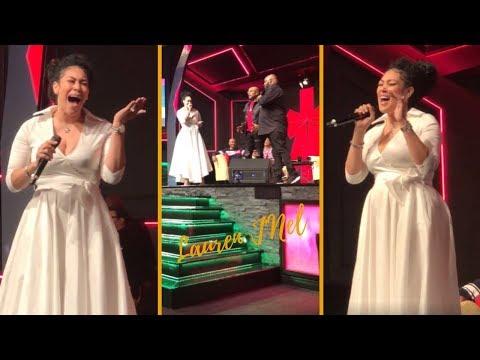 KeKe Wyatt's Mother - LORNA WYATT singing Gospel!! | FunnyDog TV