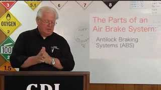 CDL training - Understanding Air Brakes for your CDL Exam
