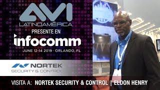 Visita a Nortek Security & Control durante  InfoComm Orlando 2019