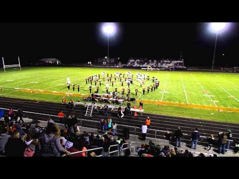 Allegan High School Marching Band, Homecoming 2015
