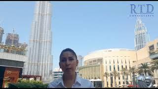 Desde el edificio más alto del mundo, Burj Khalifa, hablamos de las inversiones extranjeras en Dubái