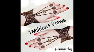 bracelet henna design 6 20