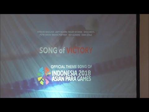 Tujuh Musisi Ternama Berkolaborasi dengan Penyanyi Difable di Song of Victory
