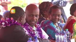 Gideon Moi declares he will seek presidency