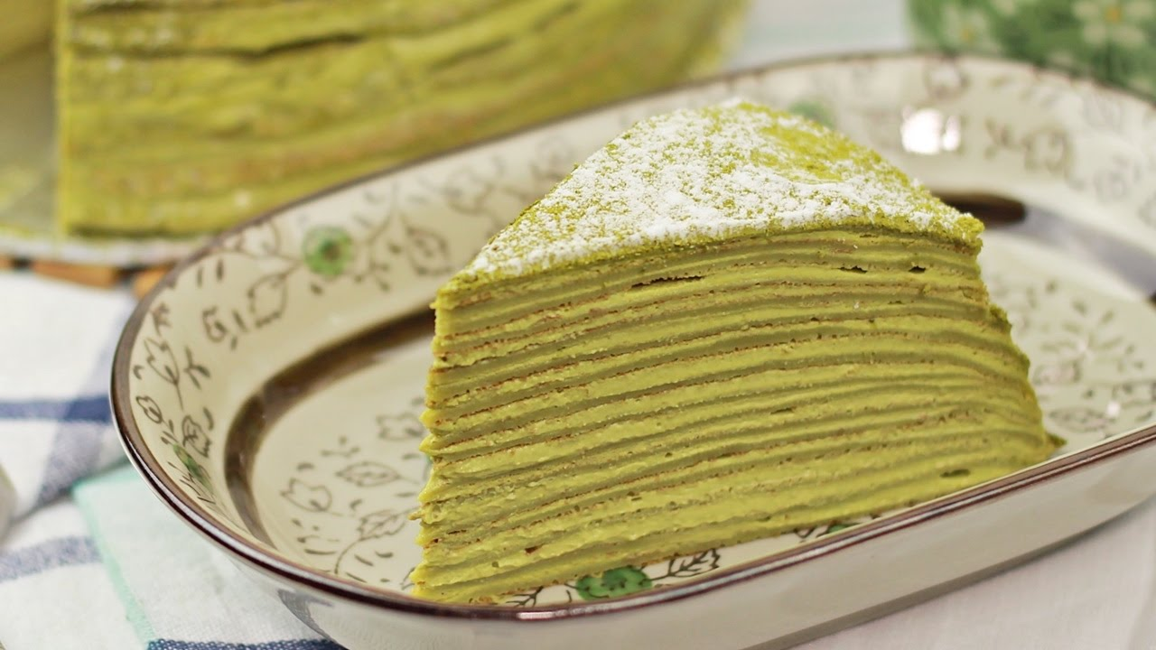 How To Make Matcha Cake