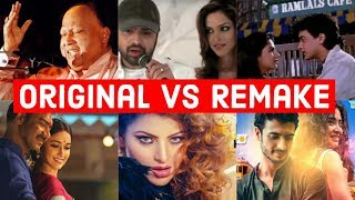 ORIGINAL or REMAKE - Which Song Do You Like The Most? - Bollywood Remake Songs