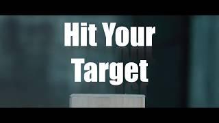 #Bullseye | Hit Your #Target