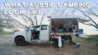 Camp Like Aussie. Ultİmate Camping Vehicle Fraser Island Part 3 | VENTURE DOWN UNDER Episode 7