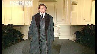 GIANFRANCO FERRÉ Fall 2003 2004 Menswear Milan - Fashion Channel