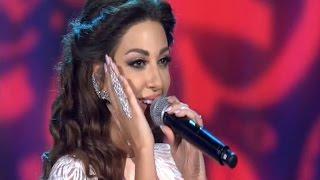 Myriam Fares Elzeer Live Golden Mic ميريام فارس الزير مباشر صوت الجيل الجديد