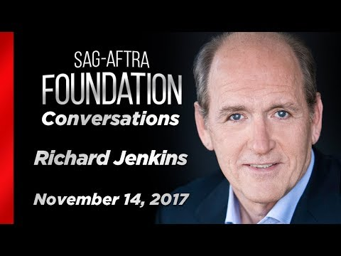 Conversations with Richard Jenkins