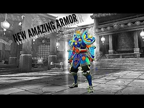 NEW BEST LEGENDARY WATER ARMOR EVENT ! Dungeon Hunter 5