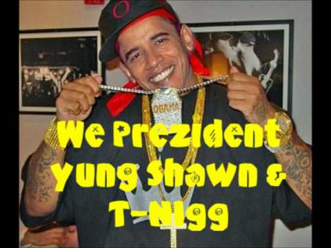 We Prezident- Shawn Webb feat. Taylor Pegram