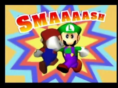 Super Smash Bros 1P Mode Luigi Very Hard No Deaths YouTube