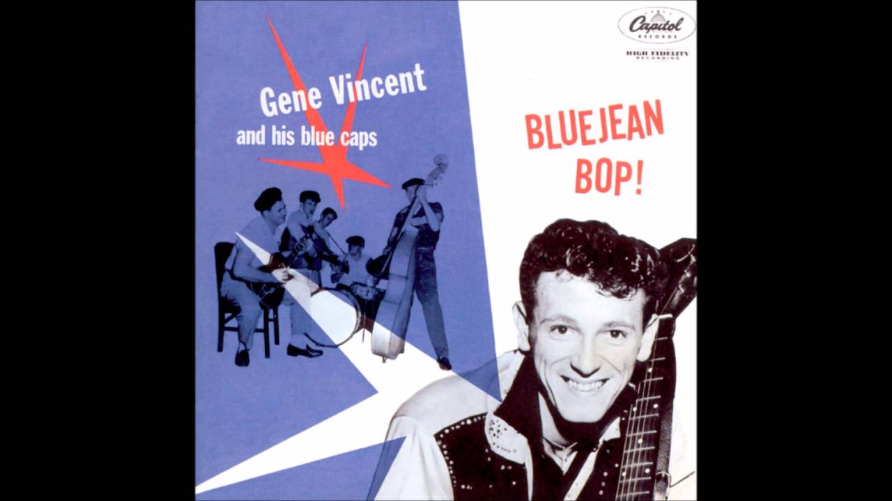 That Old Gang Of Mine , Gene Vincent & The Blue Caps