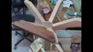 How To Make A Wooden Stool From Scrap