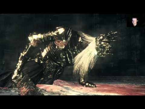 Dark Souls 3 лориан старший принц, лотрик младший принц,тактика