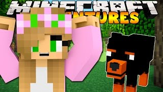 Minecraft - Little Kelly Adventures : I GOT A DOG!