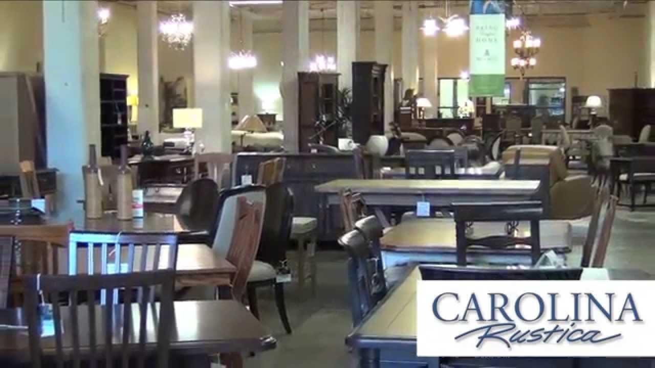 A Little Info On Carolina Rustica The Furniture Destination For North
