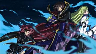 Code Geass Sad (Emotional) OST Complete Collection