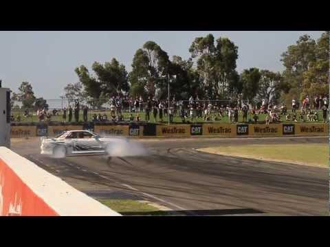 Nissan Skyline R32 Drifting [Tarq VR from Western Australia]