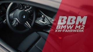 Dorians neues Traumauto! | BMW M2 KW-Gewindefahrwerk Einbau by BBM