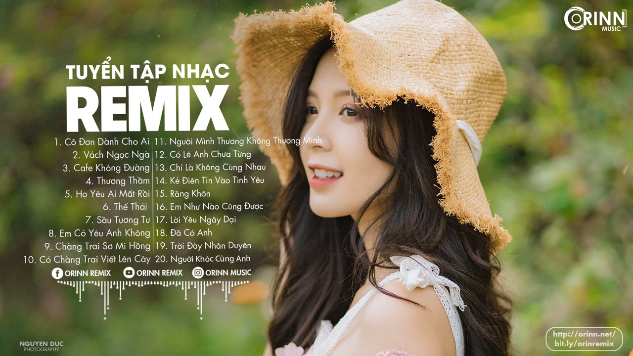 NHẠC TRẺ REMIX 2021 HAY NHẤT HIỆN NAY - EDM Tik Tok ORINN REMIX - Lk Nhạc Trẻ Remix 2021 Tuyển Chọn