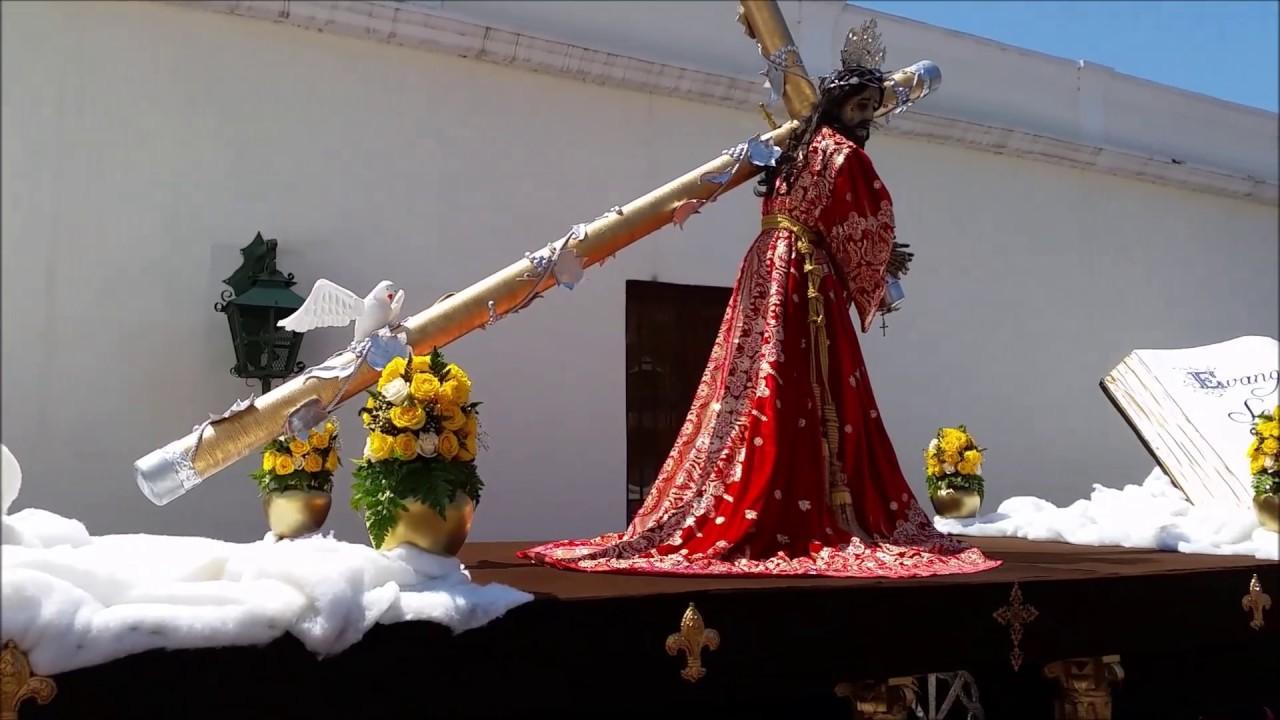 Semana Santa en Honduras Comayagua 2016 El Santo Viacrucis