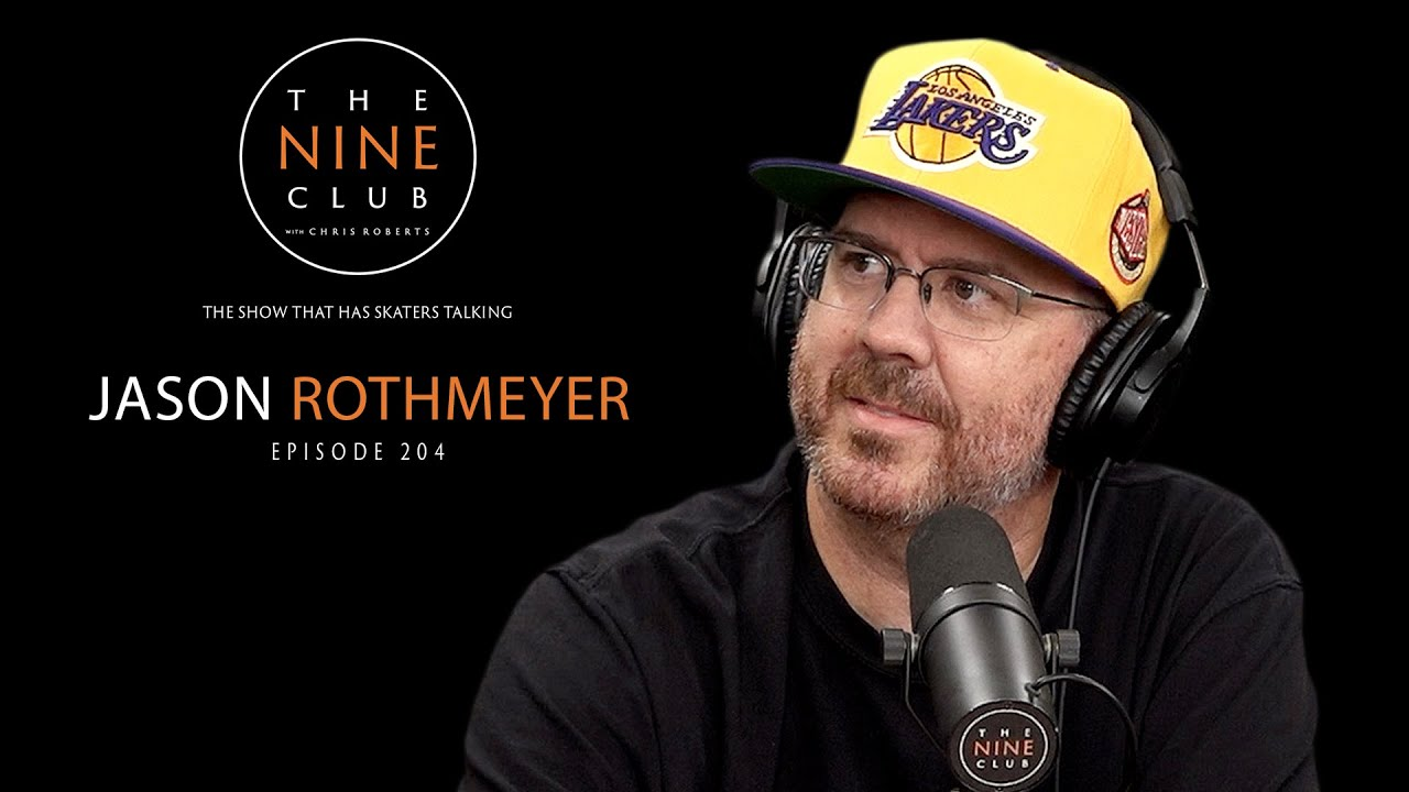 Download Jason Rothmeyer | The Nine Club With Chris Roberts - Episode 204