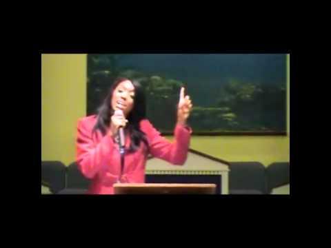 Evangelist Porsha Williams Part 1