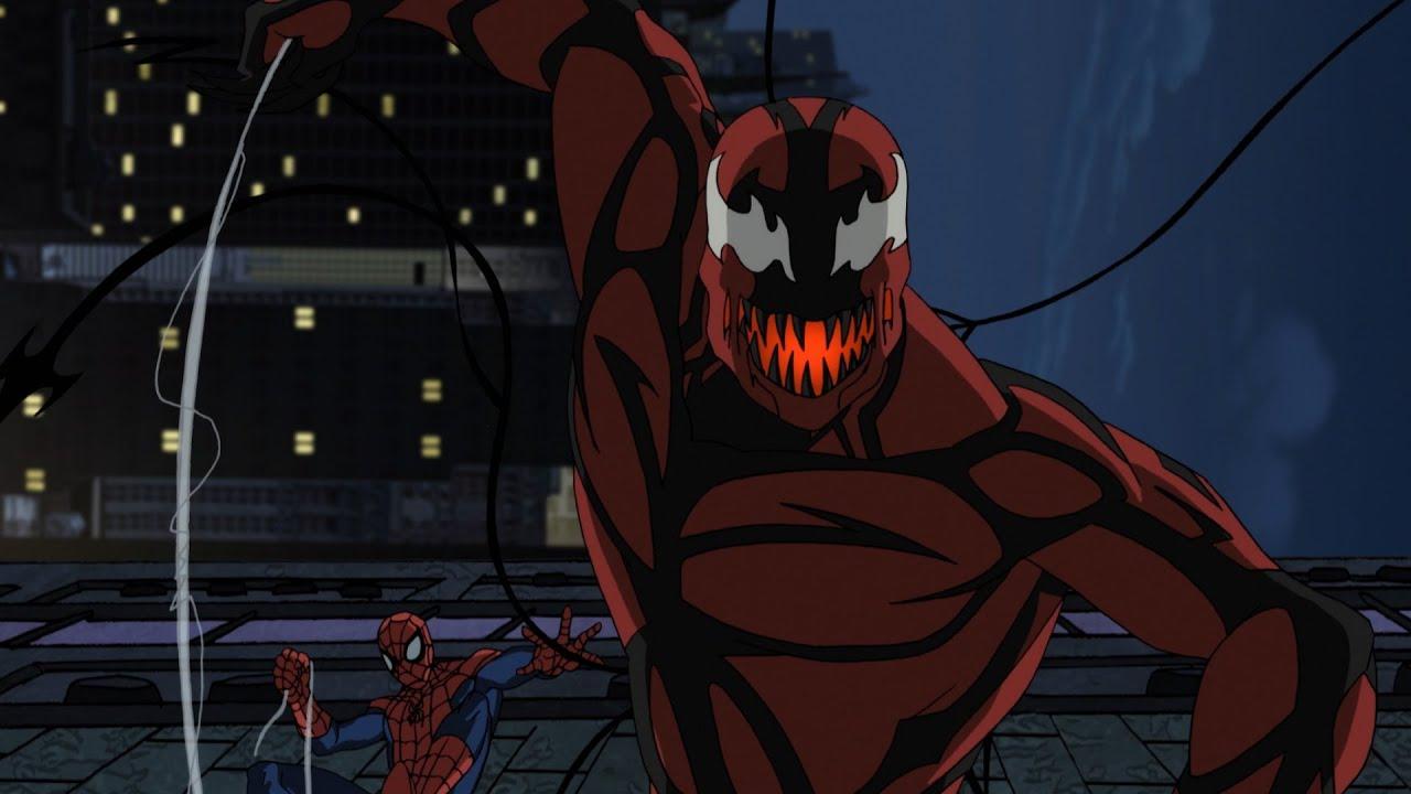 Ultimate Spiderman Car...