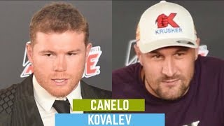 CANELO vs KOVALEV | FULL LOS ANGELES PRESSER FOR NOVEMBER 2ND BOUT ON DAZN