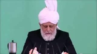 Le Calife de l'islam parle : Les trois clés de la réforme - Londres, 10 janvier 2014