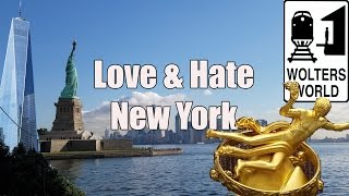 Visit New York - 5 Things You Will Love & Hate about New York City, USA