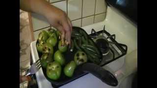 Salsa Verde Asada