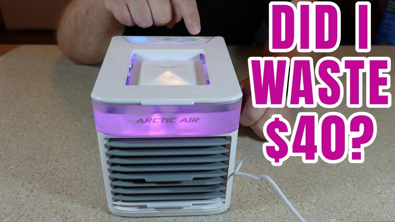 Download ARCTIC AIR PURE CHILL REVIEW - DOES IT WORK?