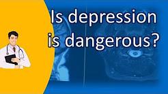 hqdefault - When Depression Is Dangerous